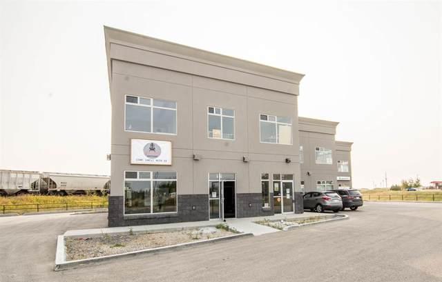 8801 Resources Road #109, Grande Prairie, AB T8V 3A6 (#A1034245) :: Team Shillington | Re/Max Grande Prairie