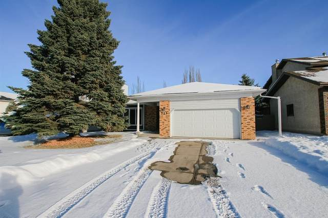 211 Davison Drive, Red Deer, AB T4R 2E6 (#A1034647) :: Redline Real Estate Group Inc