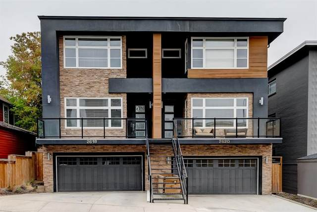 2618 15A Street SW, Calgary, AB T2T 4B9 (#A1034850) :: Calgary Homefinders