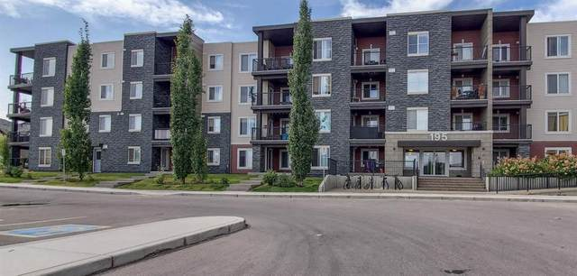 195 Kincora Glen Road NW #409, Calgary, AB T3R 0S3 (#A1035190) :: Redline Real Estate Group Inc