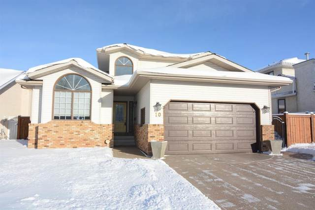 10 Denison Crescent, Red Deer, AB T4R 2E8 (#A1035234) :: Redline Real Estate Group Inc