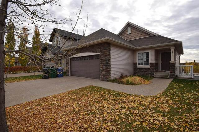 156 Wiley Crescent, Red Deer, AB T4N 7G7 (#A1035243) :: Canmore & Banff