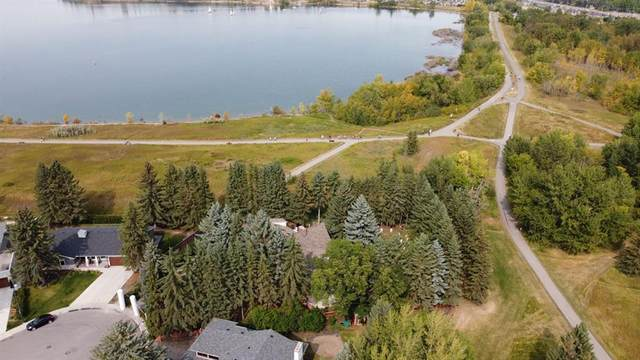 1804 Bay Shore Road SW, Calgary, AB T2V 3M1 (#A1035264) :: Canmore & Banff