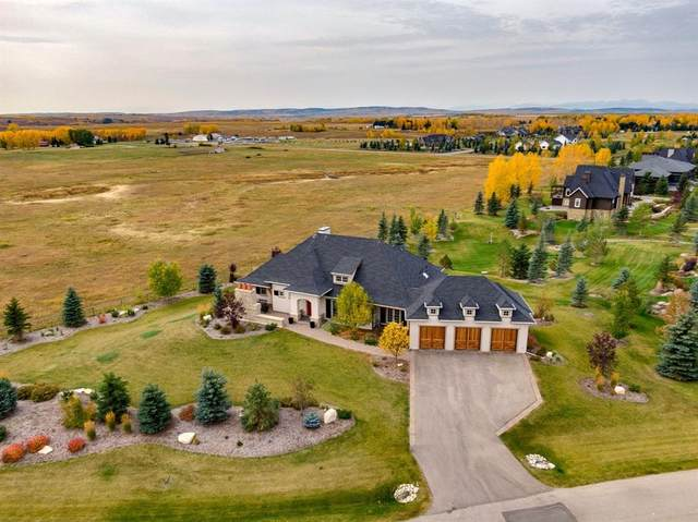 113 Mackenas Lane, Rural Rocky View County, AB T3Z 3C9 (#A1035510) :: Canmore & Banff