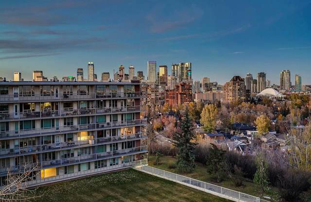 3232 Rideau Place SW #701, Calgary, AB T2S 1Z3 (#A1035612) :: Calgary Homefinders