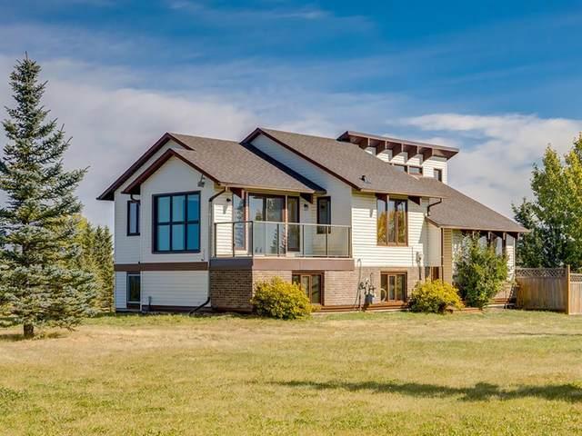 42100 Cochrane Lake, Rural Rocky View County, AB T4C 2B4 (#A1035617) :: Team J Realtors