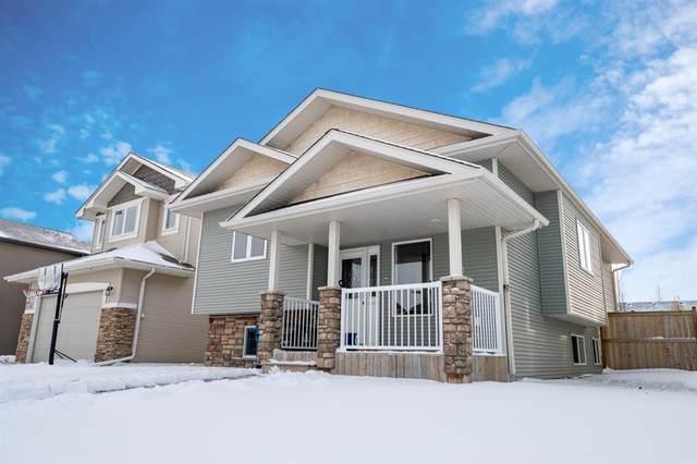 40 Camille Gate, Blackfalds, AB T0M 0J0 (#A1035639) :: Calgary Homefinders
