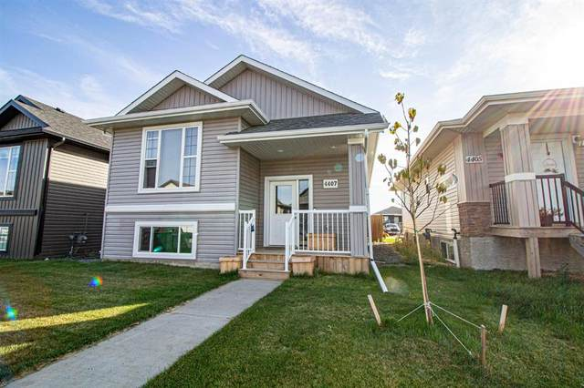 4407 75 Street, Camrose, AB T4V 5C9 (#A1035750) :: Canmore & Banff