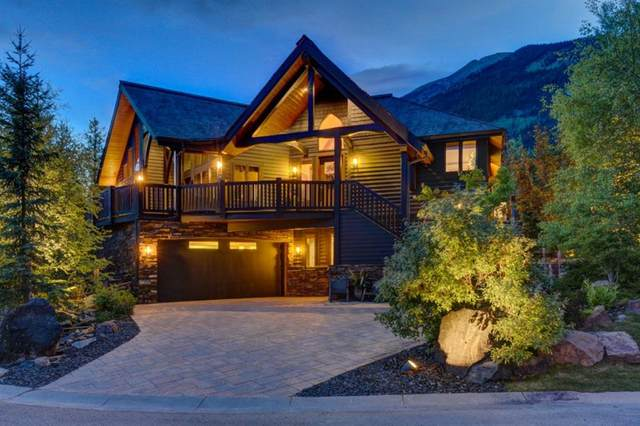638 Silvertip Road, Canmore, AB T1W 3K8 (#A1036199) :: Canmore & Banff