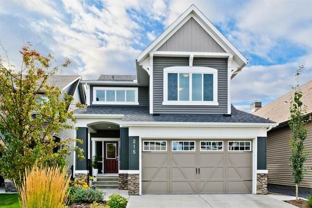 215 Reunion Green NW, Airdrie, AB T4B 3W3 (#A1036288) :: Canmore & Banff