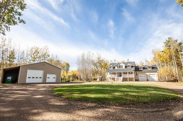 712028 Range Road 51 Road #17, Rural Grande Prairie No. 1, County of, AB T8X 4A4 (#A1036927) :: Team Shillington | Re/Max Grande Prairie