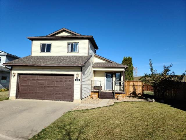8210 104 Avenue, Peace River, AB T8S 1X9 (#A1036978) :: Western Elite Real Estate Group