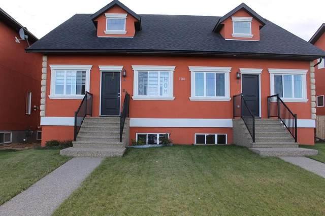 7303A 44B Avenue, Camrose, AB T4V 5V1 (#A1037109) :: Canmore & Banff