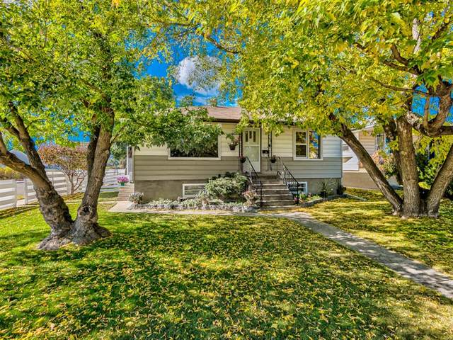 7447 23 Street SE, Calgary, AB T2C 0X8 (#A1037148) :: Canmore & Banff