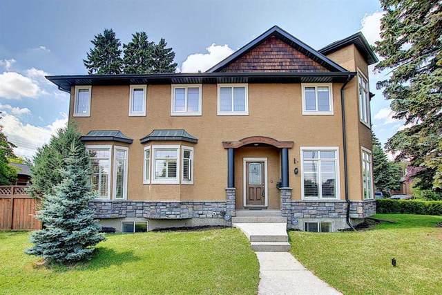 529 21 Avenue NE, Calgary, AB T2E 1S9 (#A1037201) :: Team J Realtors