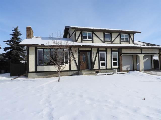 4201 66 Street, Camrose, AB T4V 3K7 (#A1037422) :: Western Elite Real Estate Group