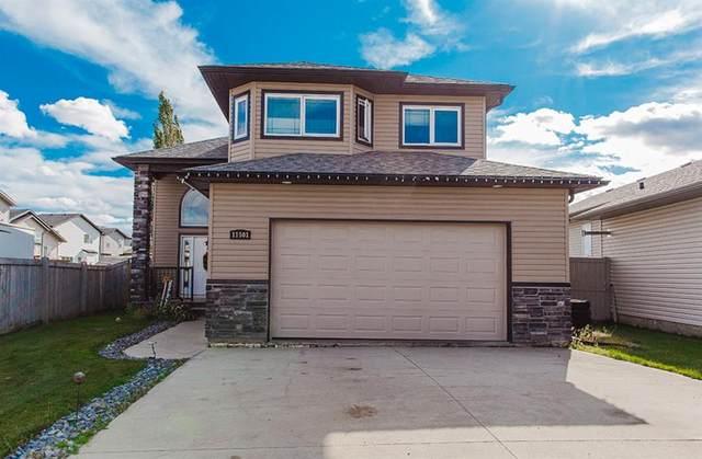 11501 72 Avenue, Grande Prairie, AB T8W 0H9 (#A1037462) :: Canmore & Banff
