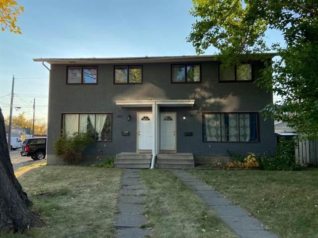 3815/3817 43 Street SW, Calgary, AB T3E 3P8 (#A1037899) :: Canmore & Banff