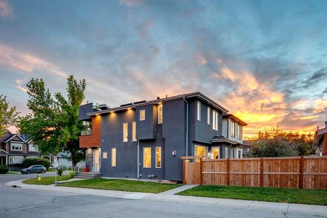 2803 23A Street NW, Calgary, AB T2M 3Y6 (#A1038128) :: Canmore & Banff