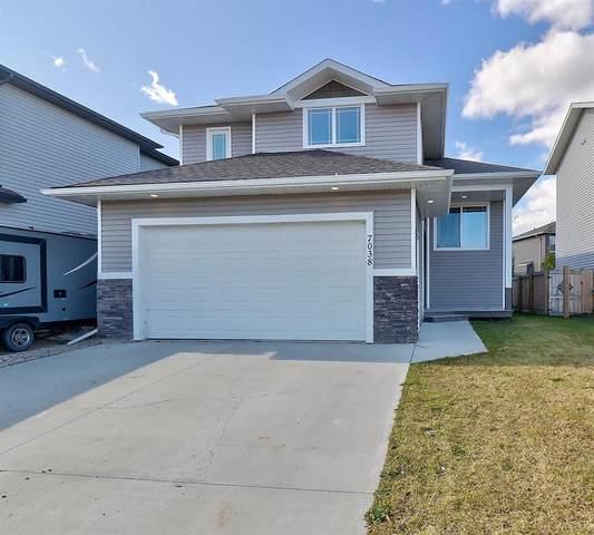 7038 86 Street, Grande Prairie, AB T8X 0C8 (#A1038213) :: Canmore & Banff