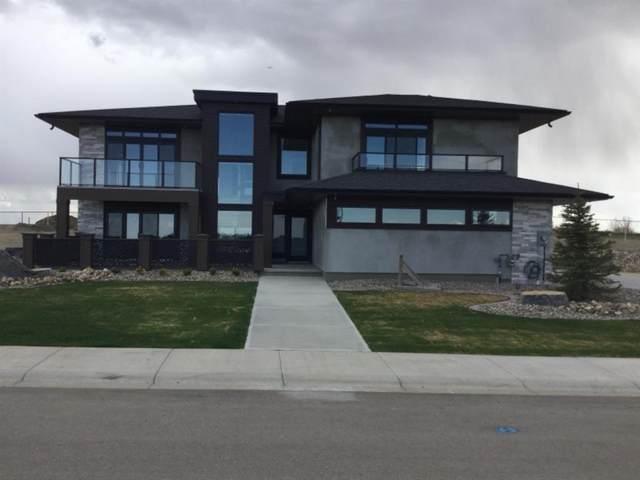 98 Sandstone Road S, Lethbridge, AB T1K 8C9 (#A1038214) :: Calgary Homefinders