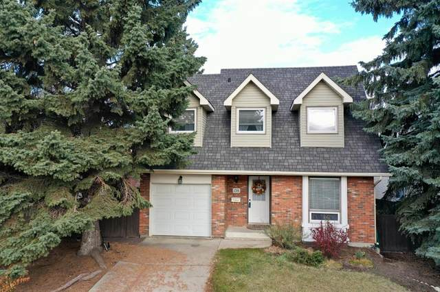 138 Greig Drive, Red Deer, AB T4P 2N5 (#A1038506) :: The Cliff Stevenson Group