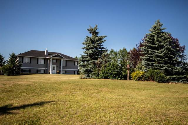 207 Stage Coach Lane, Rural Rocky View County, AB  (#A1039223) :: Canmore & Banff