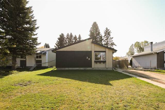 39 Olsen Street, Red Deer, AB T4N 5B8 (#A1039237) :: Canmore & Banff