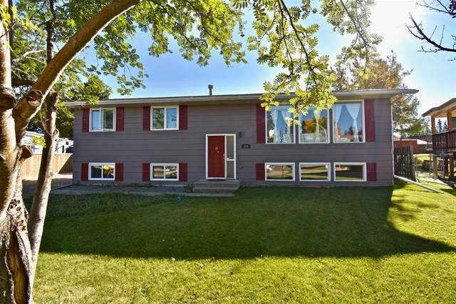 120 Maligne Place, Hinton, AB T7V 1J4 (#A1039366) :: Canmore & Banff