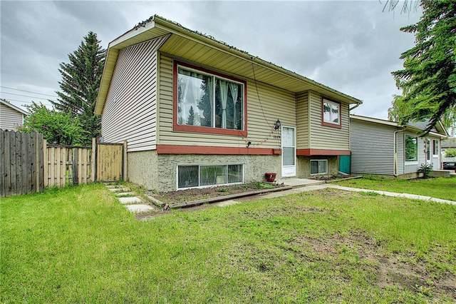 1339 Abbeydale Drive SE, Calgary, AB T2A 6Z5 (#A1039463) :: Redline Real Estate Group Inc