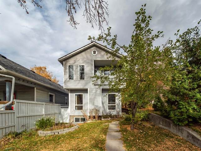 912 17 Avenue NW, Calgary, AB T2M 0P2 (#A1039709) :: Canmore & Banff