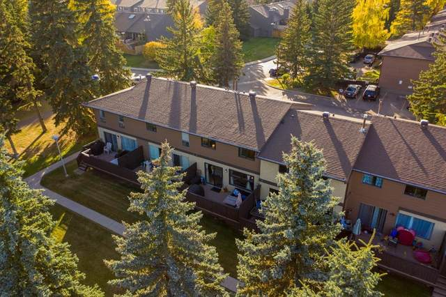 2300 Oakmoor Drive SW #77, Calgary, AB T2V 4N7 (#A1040038) :: Canmore & Banff