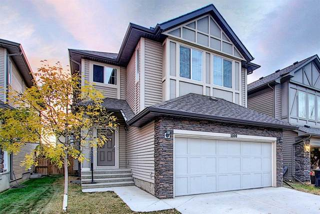 1100 Brightoncrest Green SE, Calgary, AB T2Z 1G9 (#A1040088) :: Western Elite Real Estate Group