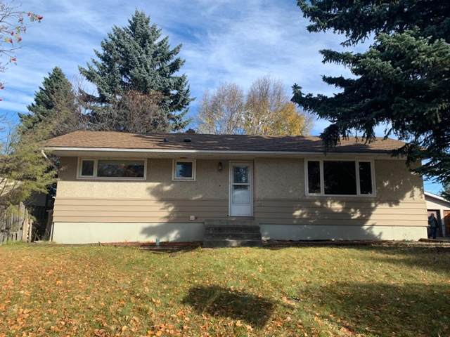 110 Willow Drive, Hinton, AB T7V 1E5 (#A1040092) :: Canmore & Banff
