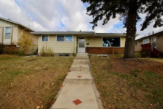 216 78 Avenue NE, Calgary, AB T2K 0R2 (#A1040489) :: Canmore & Banff
