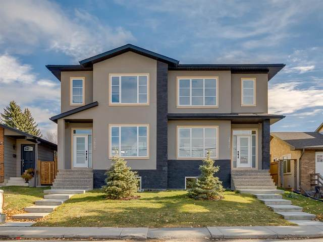 3822 3 Street NW, Calgary, AB T2K 0Z7 (#A1040531) :: Canmore & Banff
