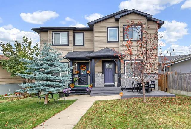 1610 43 Street SW, Calgary, AB T3C 2A4 (#A1040560) :: Canmore & Banff
