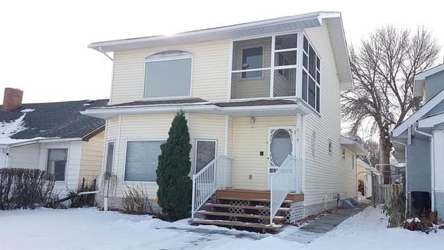 579 Riverside Drive E, Drumheller, AB T0J 0Y5 (#A1040705) :: Redline Real Estate Group Inc