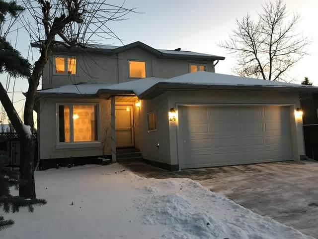 24 Hawktree Green NW, Calgary, AB T3G 3P8 (#A1040866) :: Calgary Homefinders