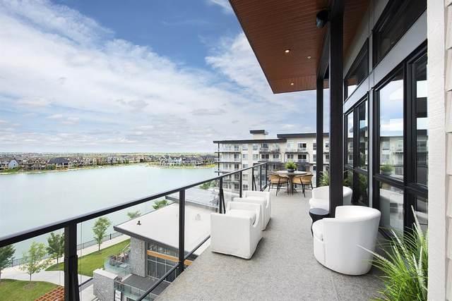 2231 Mahogany Boulevard SE #601, Calgary, AB T3M 3E1 (#A1041018) :: Redline Real Estate Group Inc