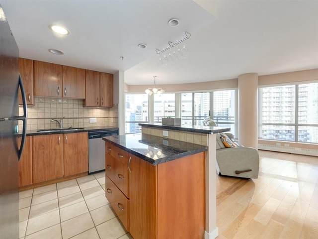 1078 6 Avenue SW #1202, Calgary, AB T2P 5N6 (#A1041125) :: Western Elite Real Estate Group
