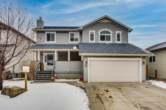 54 Canals Circle SW, Airdrie, AB T4B 2Z7 (#A1041482) :: Redline Real Estate Group Inc