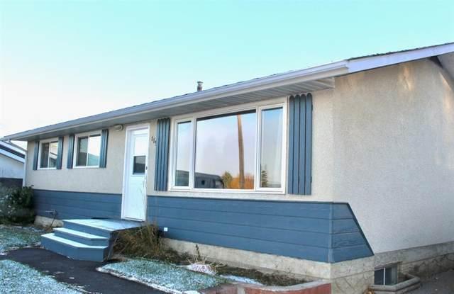 119 Alder Drive, Hinton, AB T7V 1C7 (#A1041545) :: Canmore & Banff