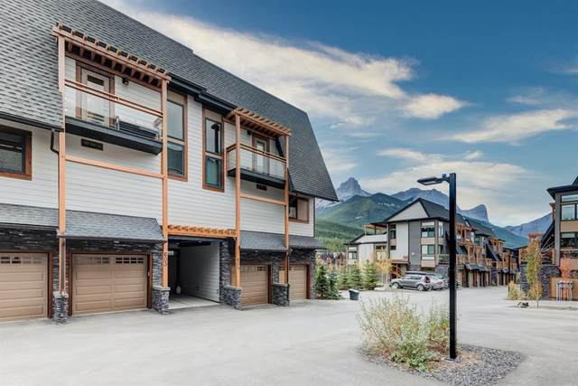 102 Stewart Creek Rise #603, Canmore, AB T1W 0K6 (#A1041659) :: Canmore & Banff