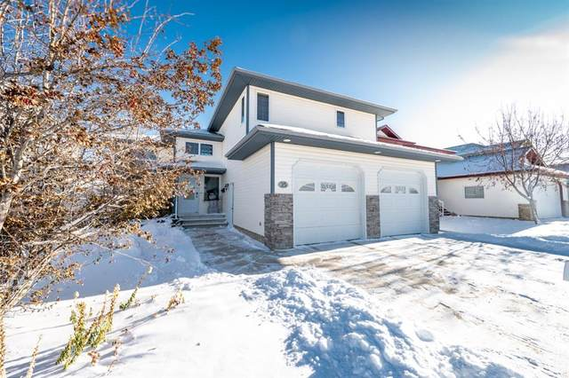 25 Archibald Crescent, Red Deer, AB T4R 2X4 (#A1041748) :: Redline Real Estate Group Inc