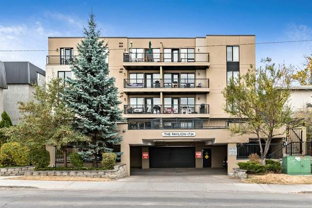 1724 26 Avenue SW #403, Calgary, AB T2T 1C8 (#A1042171) :: Canmore & Banff