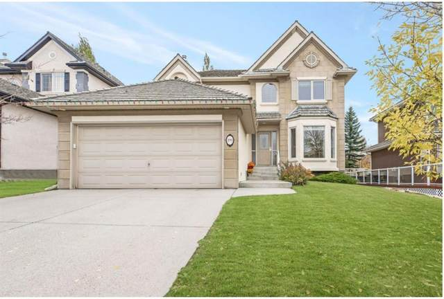 199 Sienna Park Terrace SW, Calgary, AB T3H 4M9 (#A1042196) :: Canmore & Banff