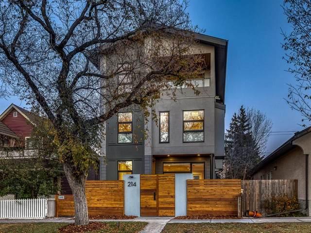 214 8 Street NE, Calgary, AB T2E 4G7 (#A1042271) :: Western Elite Real Estate Group