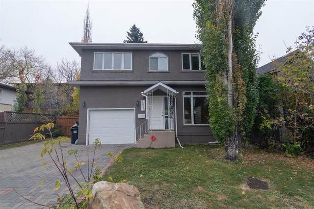 3622 14 Street SW, Calgary, AB T2T 3W1 (#A1042303) :: Canmore & Banff