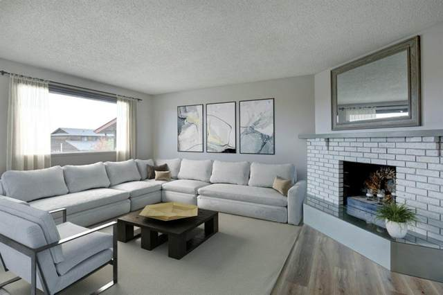 258 Maunsell Close NE, Calgary, AB T2E 7C2 (#A1042323) :: Canmore & Banff